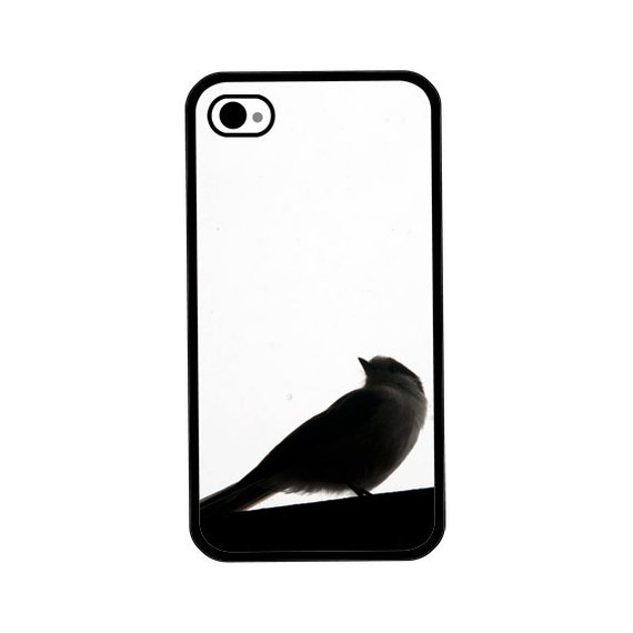 Phone Case - Little Birdie Photo - Hard Case for iPhone 4, 4s, 5, 5s, 5c, 6, 6 Plus - iPod Touch 4, 5 - Galaxy S3, S4, S5
