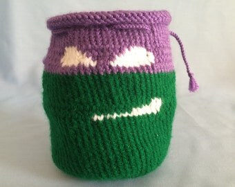 TMNT Donatello Dice Bag/Pouch