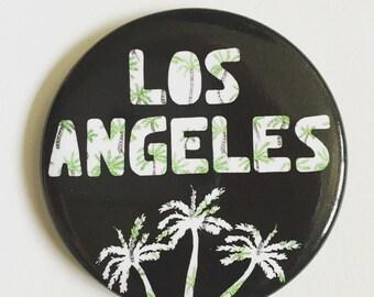 Los Angeles California LA Themed Magnet