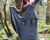 Faery Angelica Skirt ~ Fae ~ Hippy ~ Bohemian ~ Elven ~ Sizes 6 to 30 ~ Choice of Colours ~ Last Chance to Buy