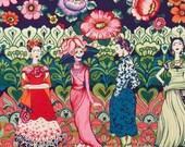 Alexander Henry: Folklorico - A Frida La Catrina 7902-A & C-Panel
