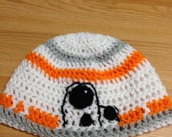 Star Wars BB8 Beanie BB-8 Beanie Droid Beanie BB8 Hat Star Wars Beanie