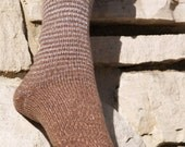 Mister Tumnus Gradient Stripes Matching Socks Set, 2-50g Cakes, Lavish (dyed to order)