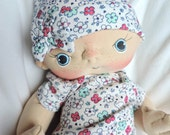The Soft Heart Baby Doll by BEBE BABIES