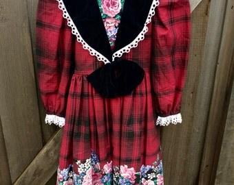 Daisy Kingdom Dress Girls 10/12