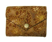 Credit card/ business card case, Card organizer, Wallet,  20 windows and two pockets!