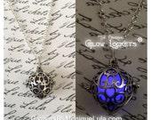 Heart Orb Glow Locket ®