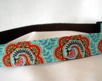 Large Dog Collar - 1 inch wide - ready to ship