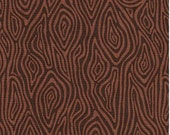 Burly Beavers Fabric, Hipster fabric, Woodgrain in Walnut, Brown fabric, Lumberjack, Robert Kaufman- Choose the cut. Free Shipping Available
