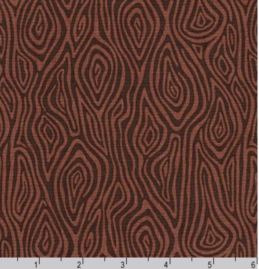 burly beavers fabric hipster fabric woodgrain in walnut brown fabric lumberjack robert kaufman choose the cut free shipping available