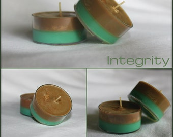 Integrity Tea Light Candles