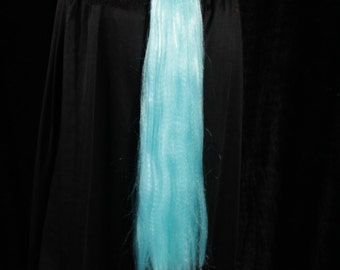 My Little Pony tail Aqua trixie hair fall tie on bustle style cosplay costume halloween -- Sisters of the Moon