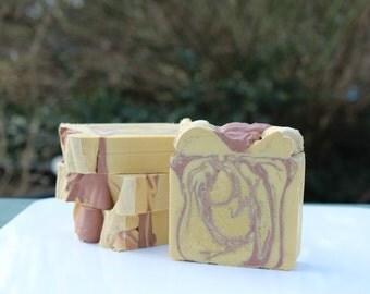 Caramel Mocha Soap