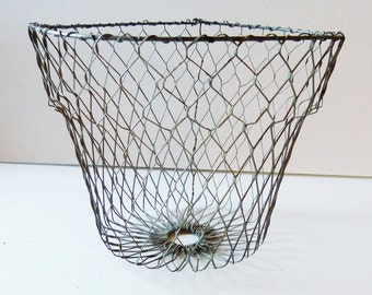 Wire Flower Pot Small