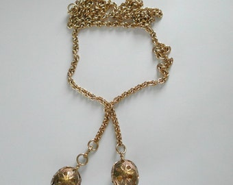 Vintage Sautoir Necklace Unusual