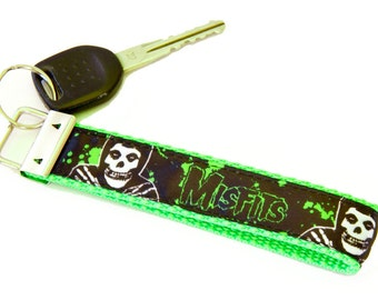 Misfits - Official Key Fob, Key Chains