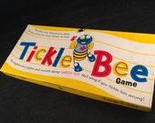 Vintage Tickle Bee Game  by Schaper