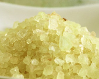 Lemon Sugar Luxury Bath Crystals