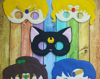 Sailor Felt Masks * Birthday Parties, Party Favors, Playtime