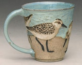 Birds & Beach Mug #1 of 6