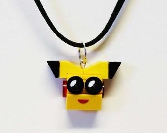 Pika head Necklace