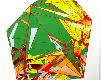 Fractured Crystal