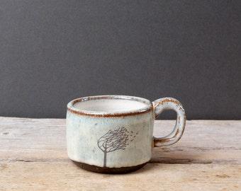 Little Windy Tree Espresso Mug