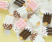 9 pcs Ice Pop Candy Cabochon (13mm 23mm) CD668