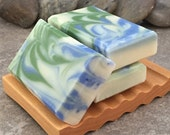 Juniper and Aloe Handcrafted Artisan Bar Soap