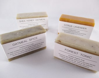 Organic Soap - Various Scents