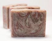 Lavender Patchouli Vanilla - Handmade Cold Process Vegan Soap - Essential Oil Soap - All Natural Soap - Coconut Milk Soap