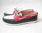 Vintage SPERRY TOP SIDERS. Size 8 1/2
