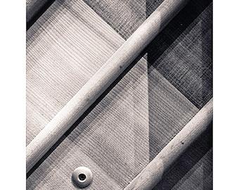 "Abstract Photograph - Geometric Art - Abstract Art - Minimalist Photo - Neutral Art - Home Decor - Wall Art - ""Angles"""