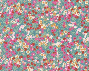 Liberty fabric tana lawn Wiltshire Berry 6x26 Liberty Tissu