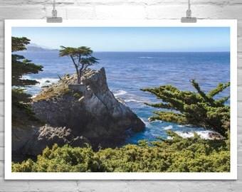 Carmel by the Sea, Monterey California, Big Sur Artwork, MurrayBolesta, Seascape Art, 17 Mile Drive, Canvas Wrap Art, California Coast