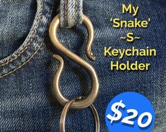 My 'Snake' S Keychain Holder