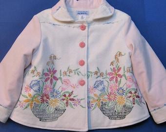 Size 6 Little Girl Jacket Coat