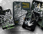 Flowers of the Night Oracle Deck
