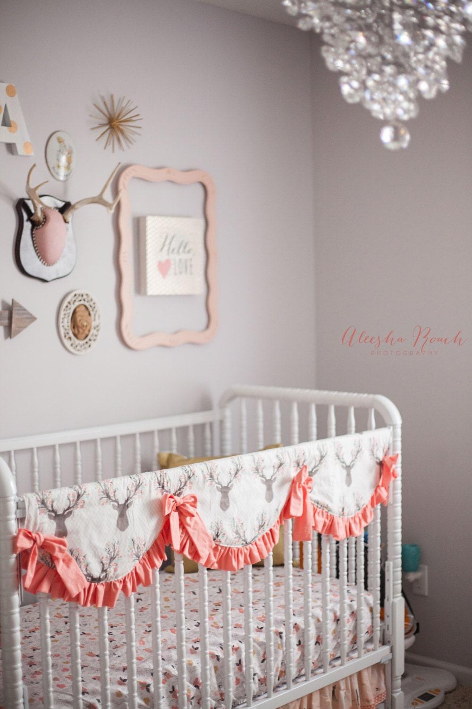 Mini Crib Bedding Custom Crib Bedding For Your By