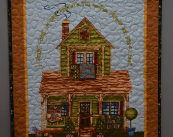 Wall Hanging A Quilters Home Handmade Home Decor