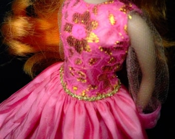 Atomic Blythe Get Your Groove On Dress for Blythe