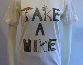 Organic Cotton Take a Hike Tee