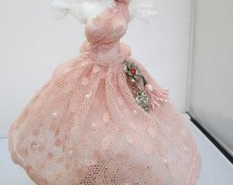 ooak art dress
