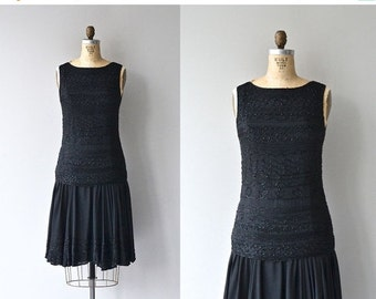 25% OFF.... Little Louise dress | 1920s beaded dress • vintage 1920s dress
