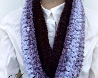 Crochet Cowl, Chunky Cowl, Neckwarmer, Crochet Scarf Cowl