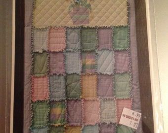 Fringed Benefits quilt pattern