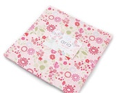 ON SALE Aria Layer Cake Fabric -  Moda - Kate Spain - Butterflies and Flowers