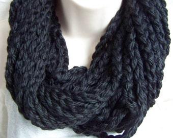 Crochet Infininty Scarf