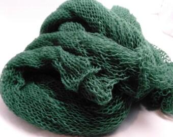 Sage Green Shawl