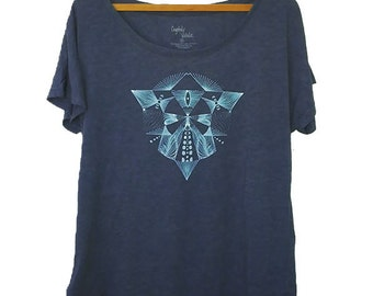 Triangle Relaxed Fit T-Shirt